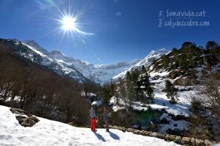 Cirque du Gavarnie. Pirineus francesos