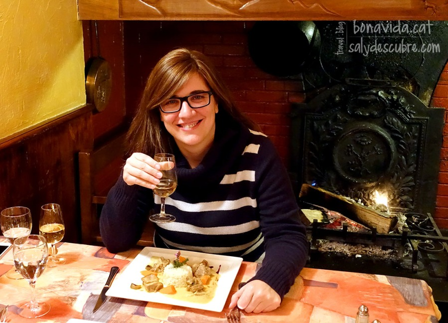 france pyrenees restaurant cris