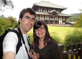 Temples de Nara. Japó