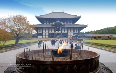 El gran Temple de Tōdai-ji