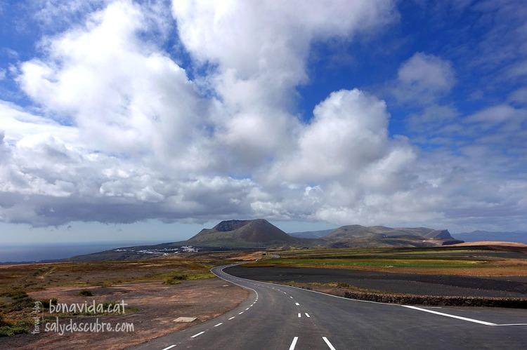 Conduir per Lanzarote és un plaer