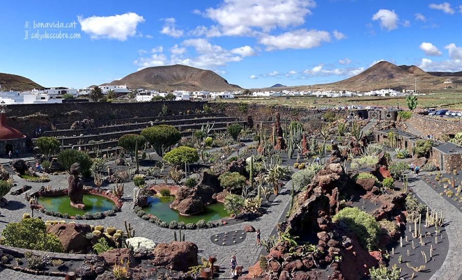 El Jardín també és obra de Julio Manrique