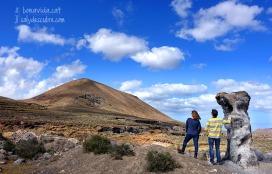 Paisatges volcànics a Lanzarote