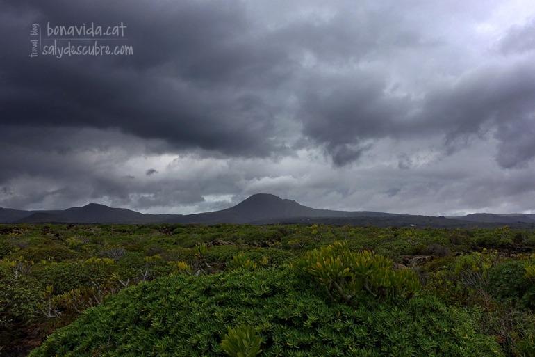 Inclús amb el cel tapat, Lanzarote és increïble