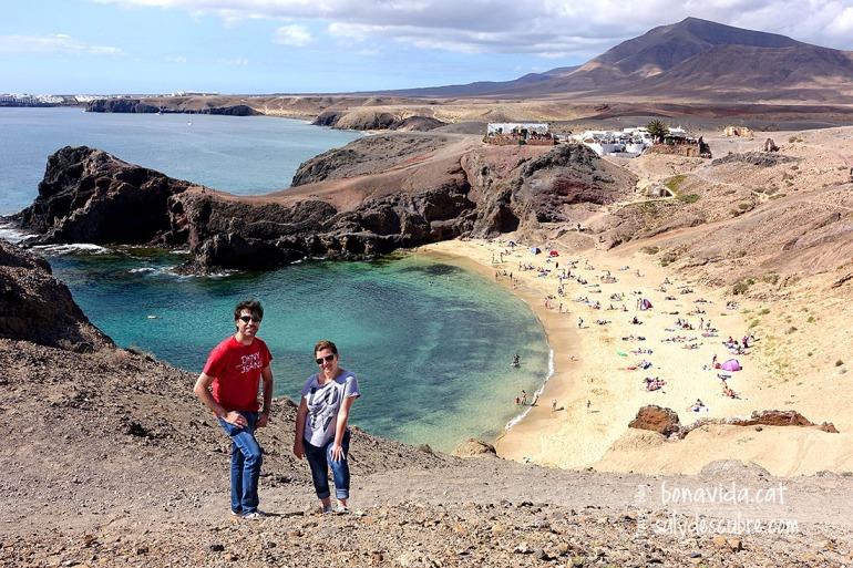 Voltant per Playa Papagayo
