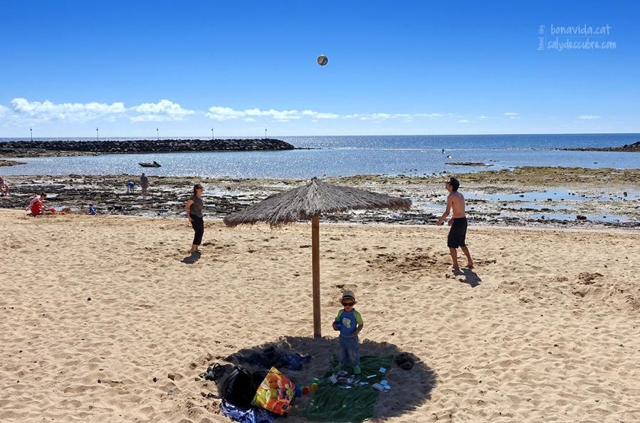 Playa de los Charcos