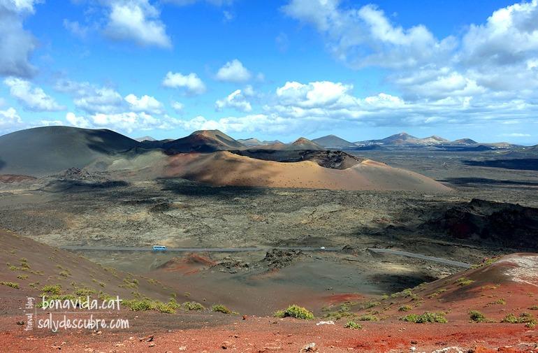 Parc Natural de Timanfaya.