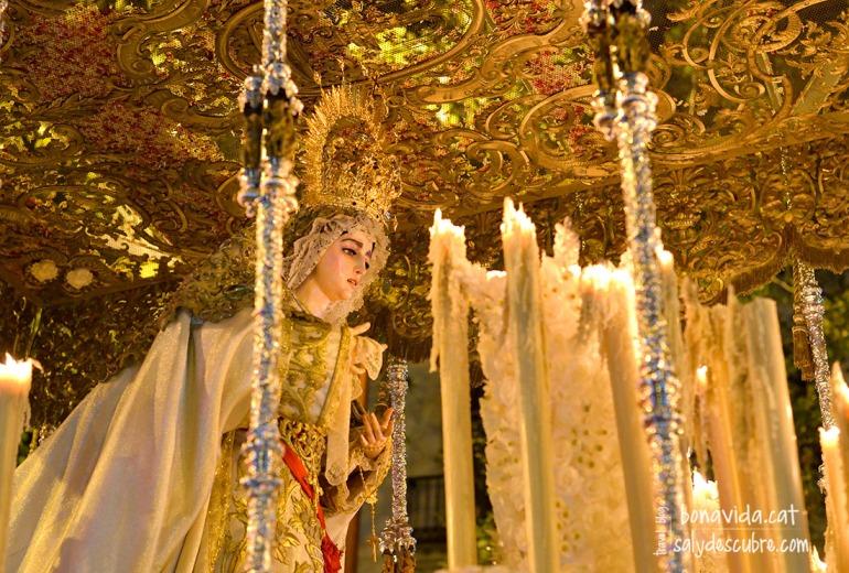 Virgen Ntra. Señora de la Salud de la Hermanad de San Gonzalo