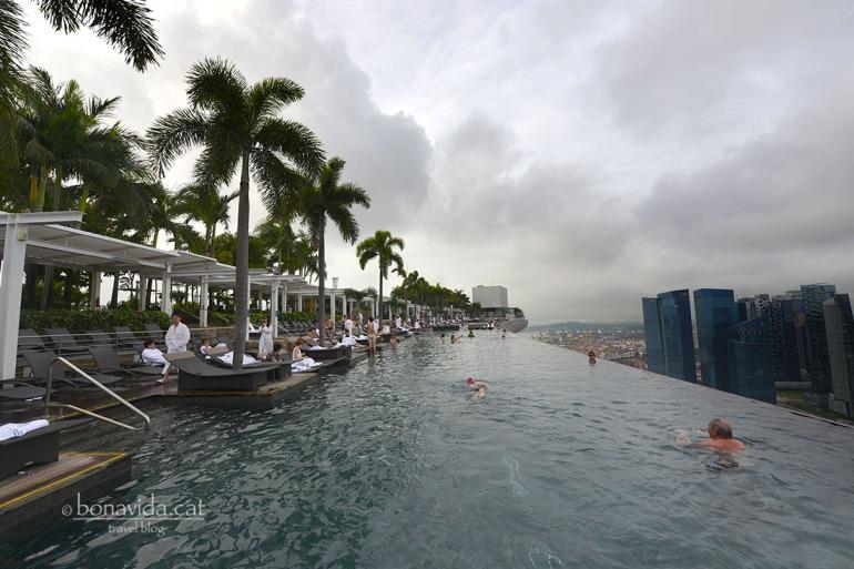 150 metres de piscina