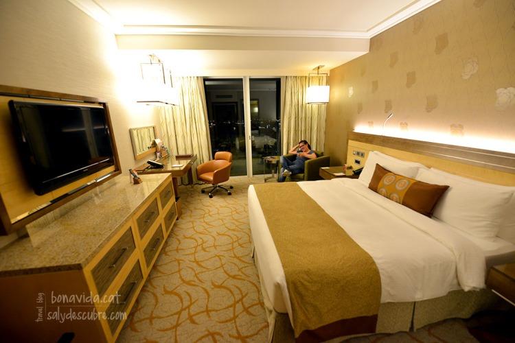 Les habitacions són enoooormes!!!
