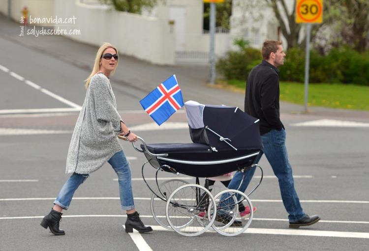 Orgull islandès