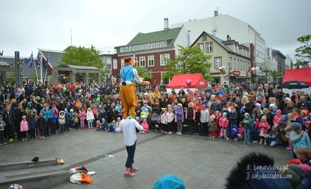 Espectacles de circ pels petits