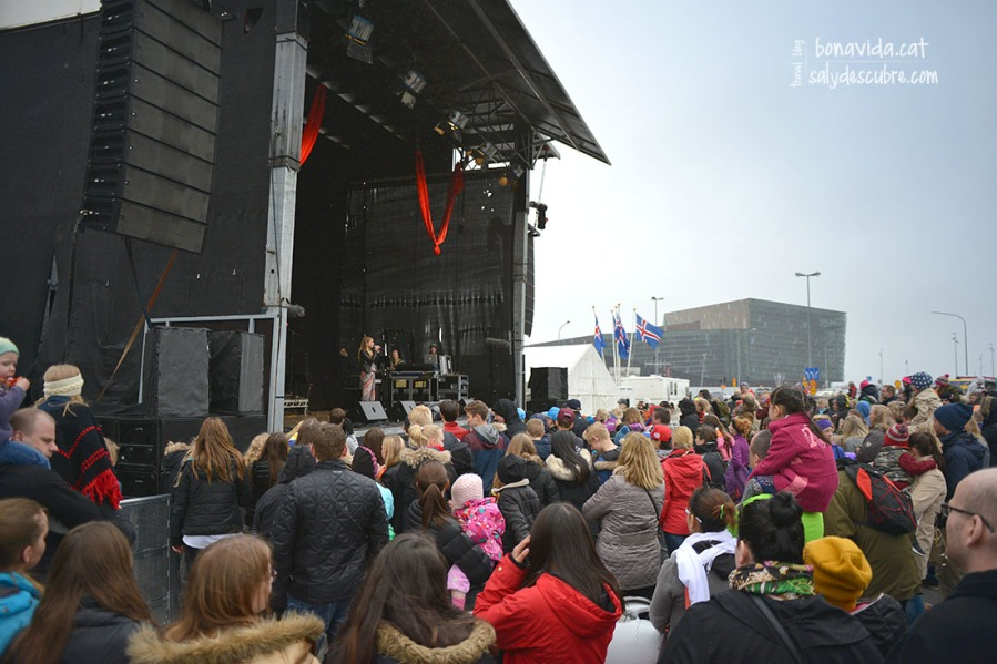 Concerts a Arnarhóll