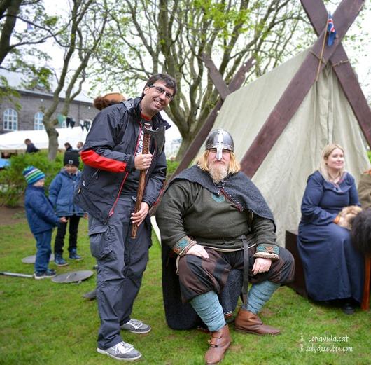 Fent amics vikings