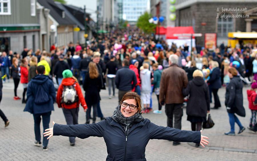 islandia reykjavik national day 30