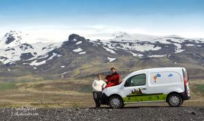 A punt per iniciar la ruta per Islàndia en furgo!!!