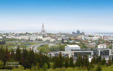 La fantàstica ciutat de Reykjavik