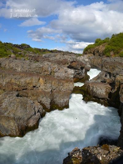 Salt d'aigua Barnafoss