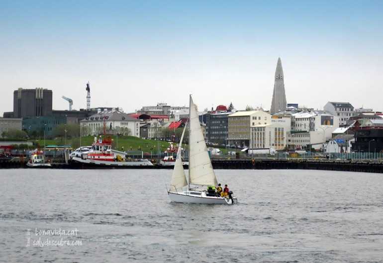 Finalitzem el viatge de nou a la ciutat de Reykjavik