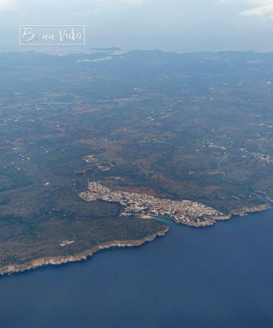 Vista aèria de l'illa