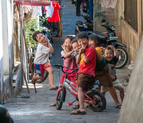 """Els nens són el màxim exponent del """"bon rollo"""""""