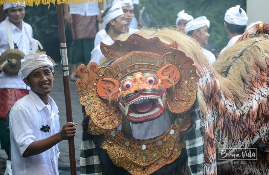 Celebracions a Ubud