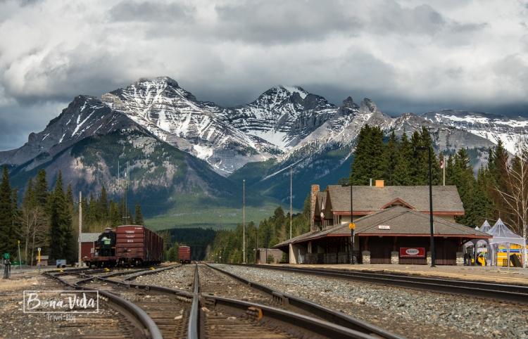 El tren forma part de la història d'aquesta zona