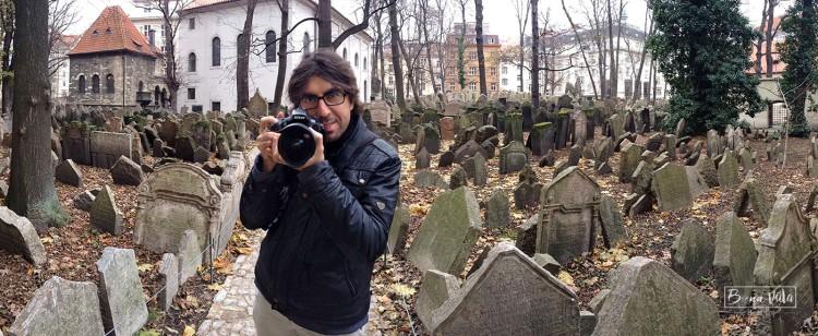 praga jueu mane cementiri