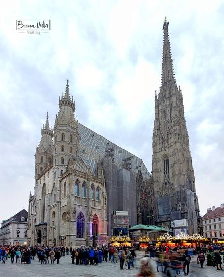 Viena Stephansplatz ChristmasMarket 01