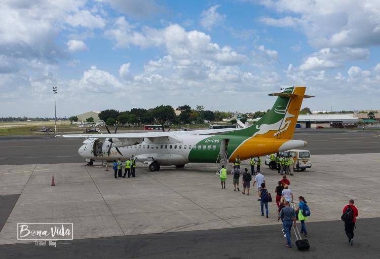 tanzania aeroport arusha