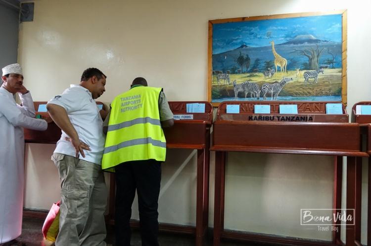 tanzania aeroport