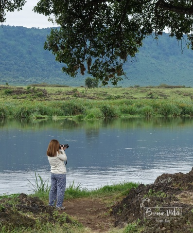 tanzania ngorongoro cris foto
