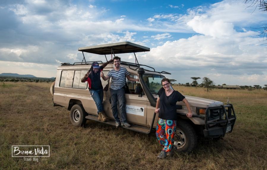 tanzania serengeti nosaltres cotxe shisho