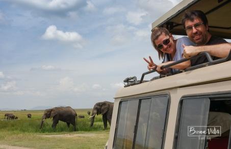 Safari a Tanzània