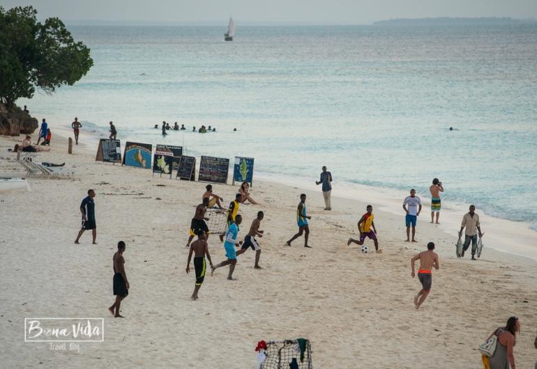 tanzania zanzibar futbol