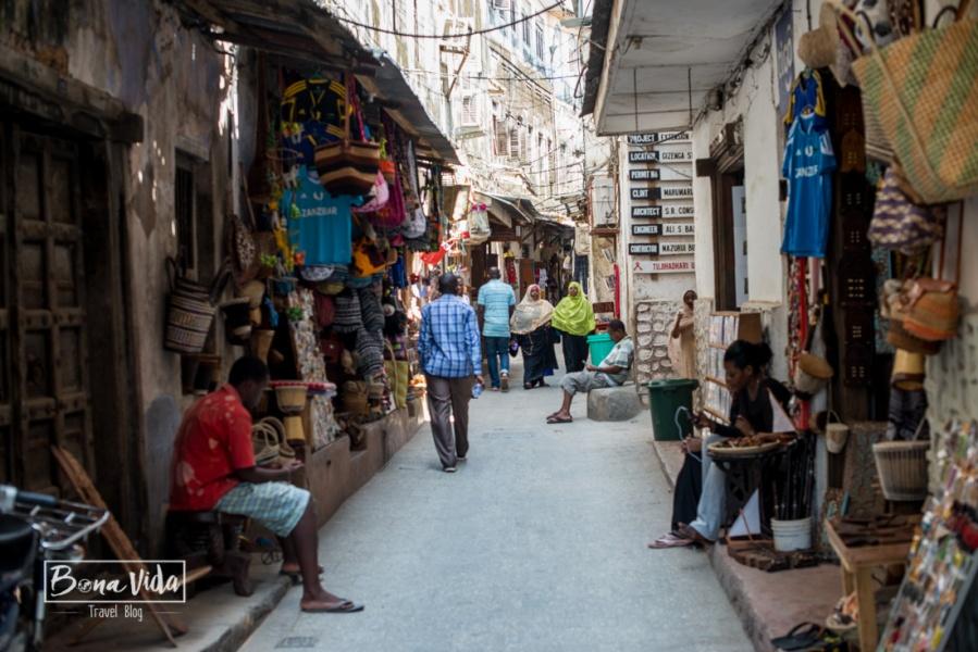 tanzania zanzibar stone town