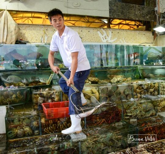 Chuen Kee Sea Food Restaurant. Sai Kung. HongKong