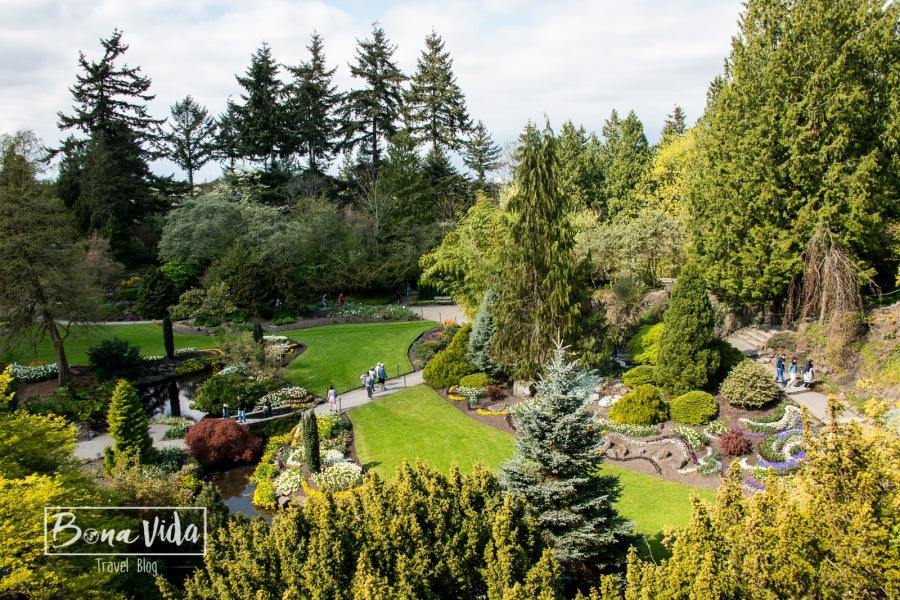 Amb alguns jardins a visitar