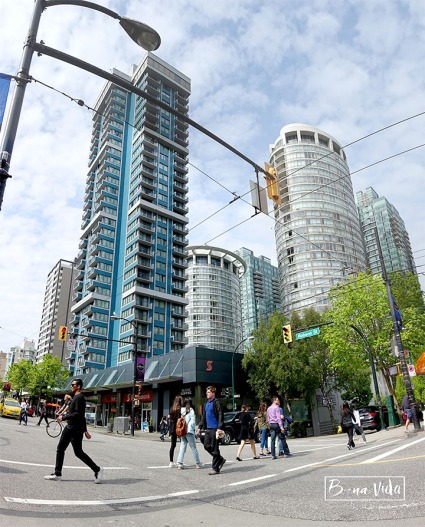 vancouver robsonst