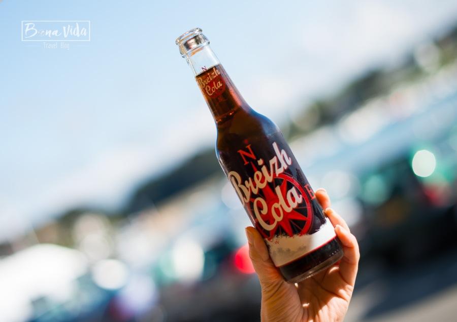 Breizh Cola, la CocaCola de la Bretanya