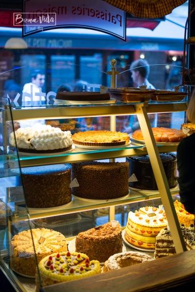 Cafeteria Timothy Intramuros, Saint Malo. Bretanya