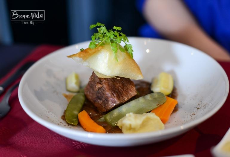 Restaurant Le P'tit Resto, Bayeux, Bretanya