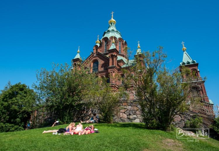 finlandia helsinki catedral uspenski