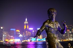Bruce Lee a l'Avinguda de les Estrelles