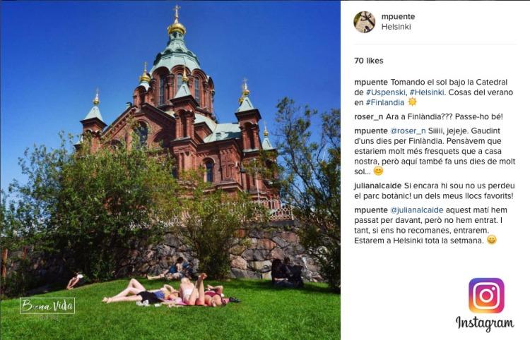instagram 12 finlandia