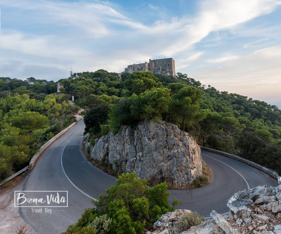 Santuari de Sant Salvador, Mallorca