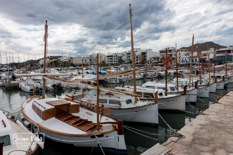 Port de Pollença, Mallorca