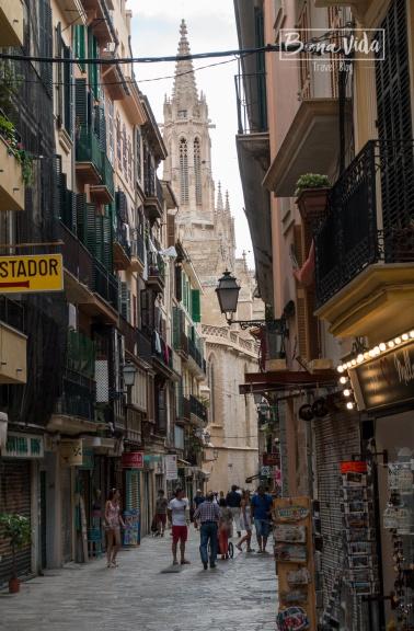 Palma de Mallorca, Carrer de l'argenteria