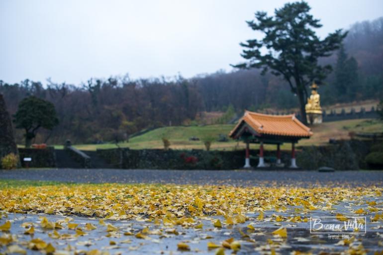Corea del Sud, Gewaneumsa Temple, Jeju