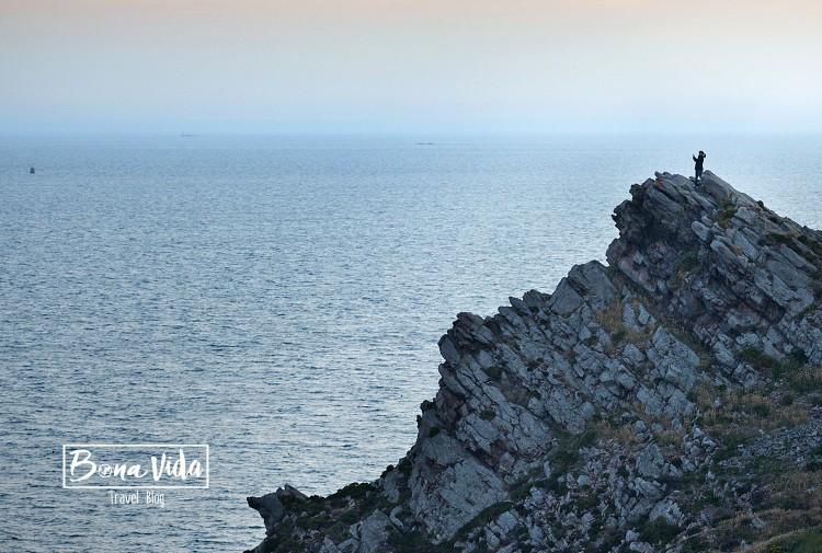 Le Cap d'Erquy, Bretanya